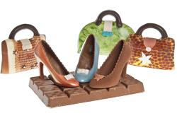Schokoladen-Fashion