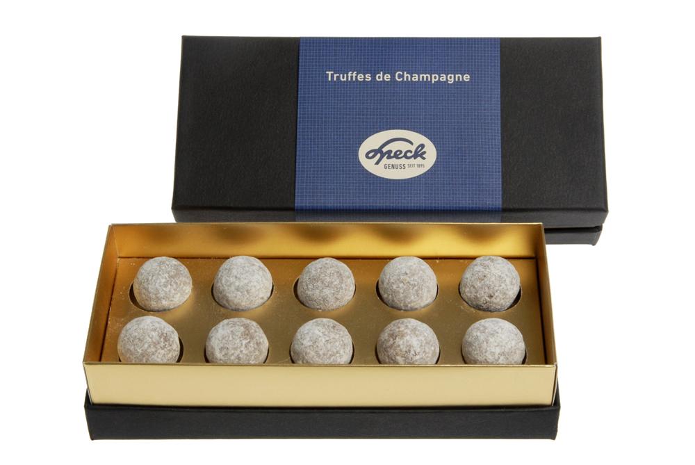 Truffes de Champagne