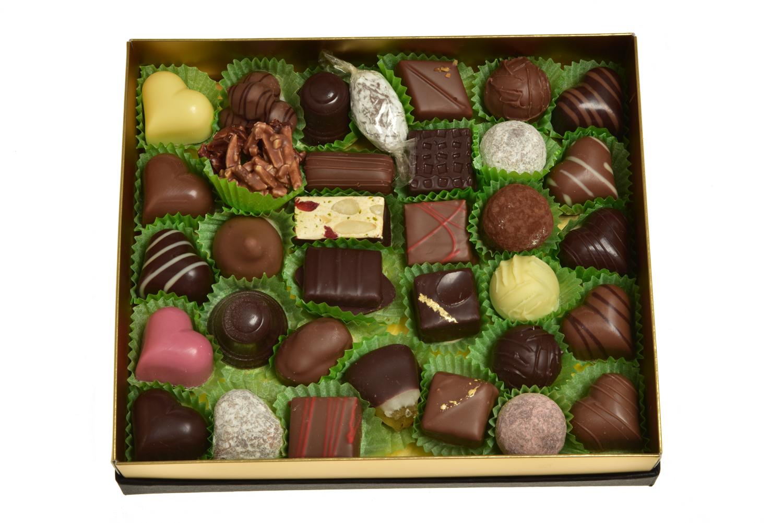 Spécialités de chocolat