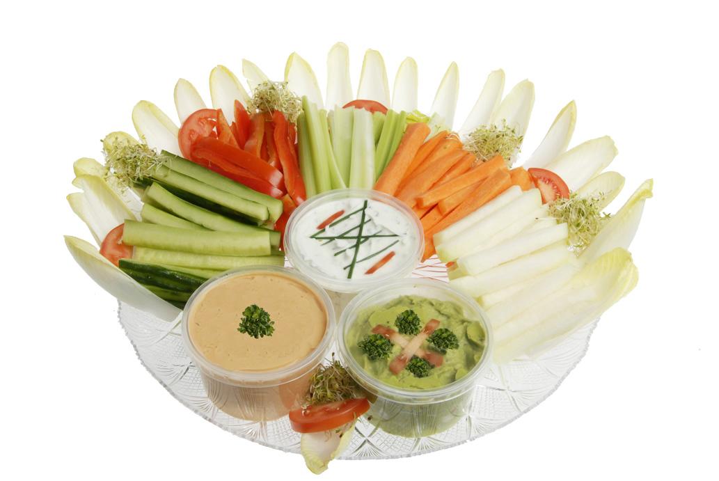 Gemüsedips